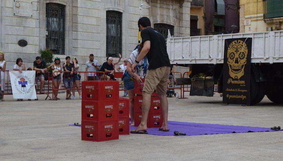 La cinquena edició del concurs Estibacaixes (2)