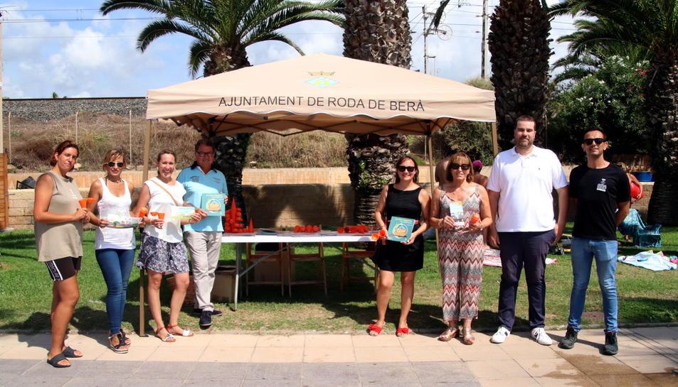 Els cendrers ja es poden recollir a les casetes de Creu Roja, a les oficines de Turisme i a l'àrea de Territori de l'Ajuntament.