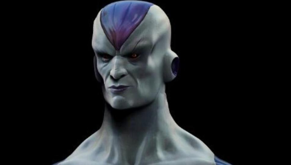 El Freezer, personatge de Bola de Drac, amb trets humans