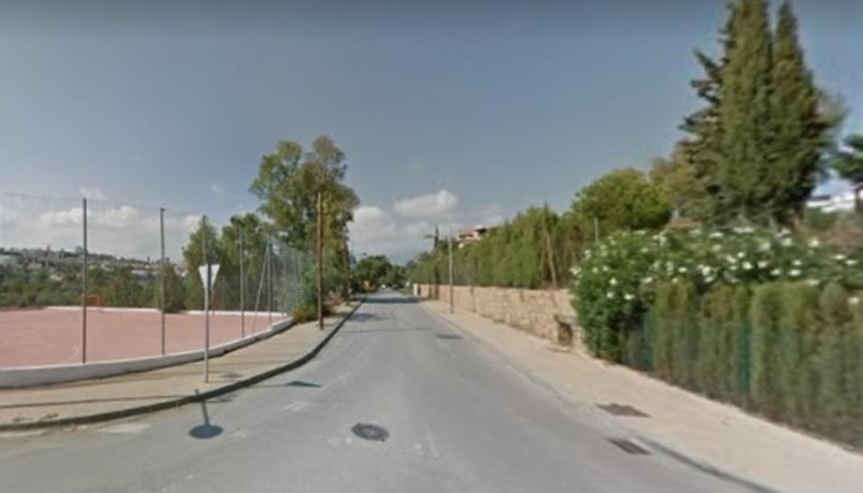 El succés es va produir a la urbanització El Campanario d'Estepona.