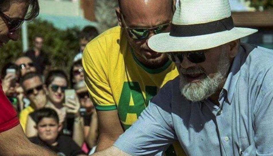 Imatge del regidor Carlos Sanchis, que ha mort a l'edat de 58 anys.