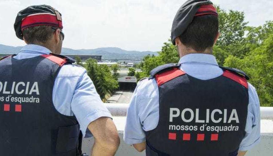 Els Mossos d'Esquadra han convocat una concentració el proper 17 de setembre.