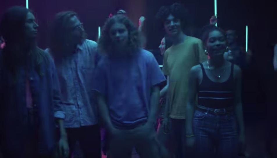 El Recinte Firal del Palau de Congressos es va convertir en una discoteca per rodar l''spot'.
