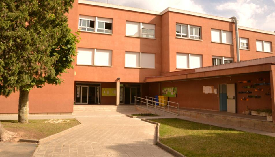 Imatge de l'Escola Sant Julià.