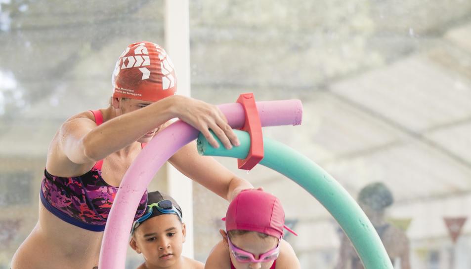 Les classes de natació s'oferiran per a tots els nivells i edats.