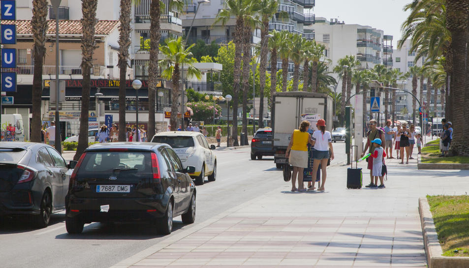 L'estudi inclou tots els carrers i vies del municipi, entre ells, el passeig Jaume I.