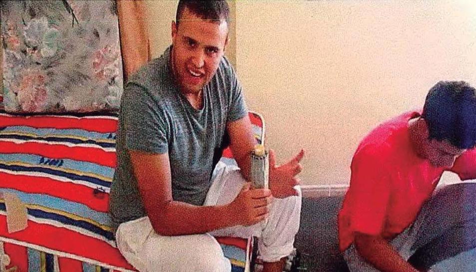 Els Mossos han investigat les transferències mensuals d'entre 500 i 1.000 euros que hauria fet Mohamed Hichamy