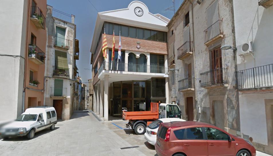 L'Ajuntament d'Ascó ha presentat una denuncia als Mossos d'Esquadra.