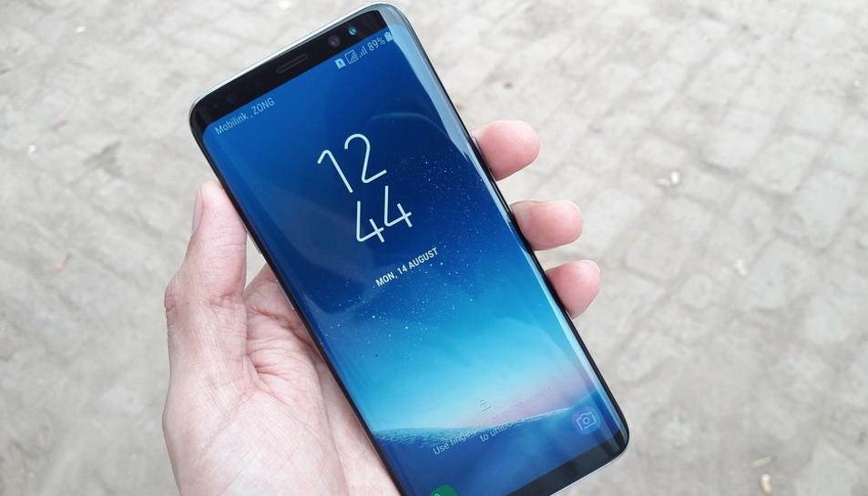 El dispositiu era de la marca Samsung.