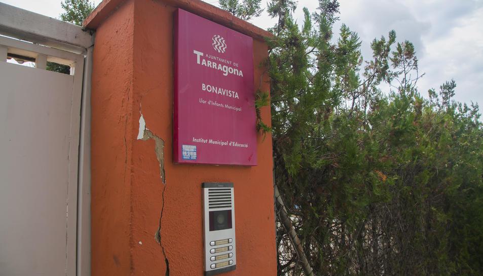 Imatge de la Llar d'Infants del barri de Bonavista.