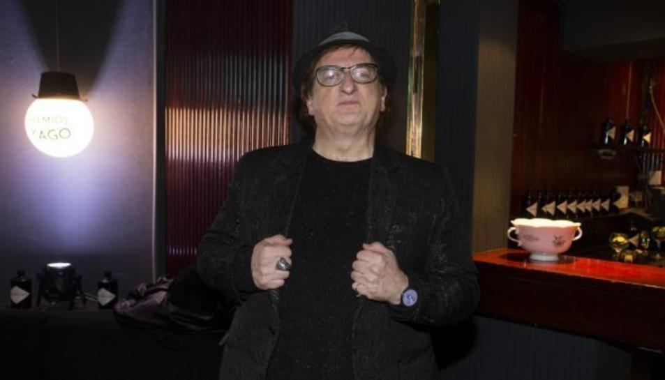Javier Gurruchaga, de l'Orquestra Mondragón.
