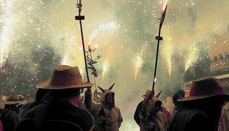 Imatge de la Festa Major de Cambrils de l'any passat.