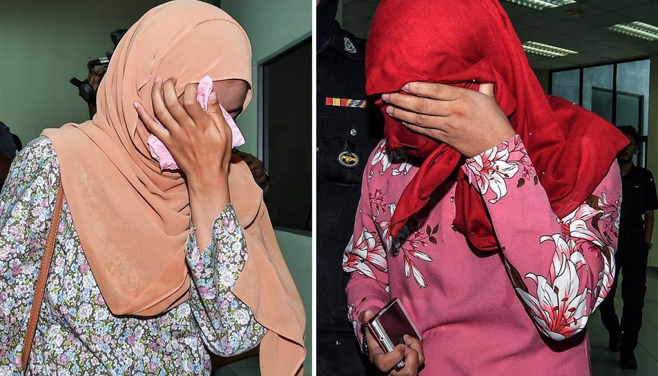 Imatge de les noies condemnades.