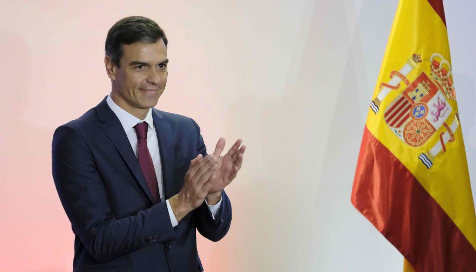 Pedro Sánchez, president del Govern espanyol.