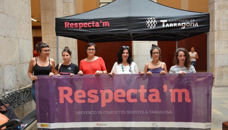 La campanya Respecta'm tornarà
