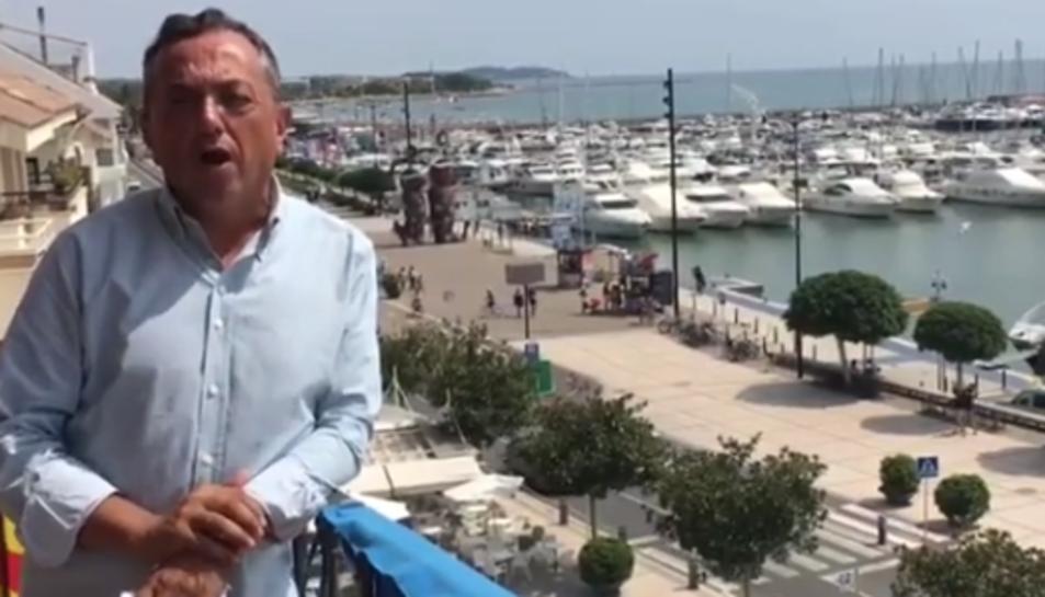 El periodista cambrilenc anima amb un vídeo a participar al