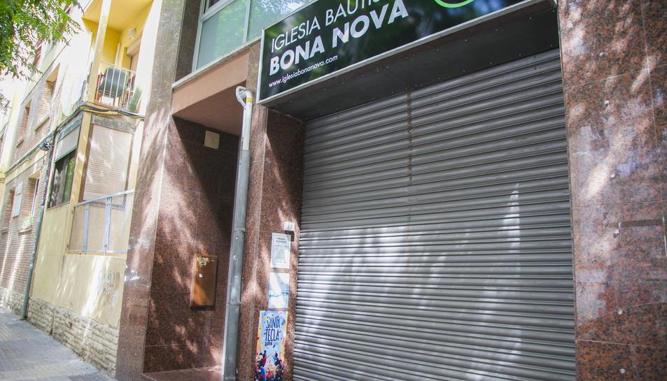 L'Església Bautista Bona Nova ja està constituïda com a associació a la ciutat.