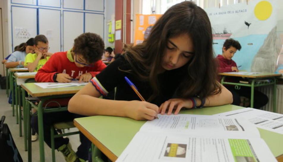 Els nens i nenes d'infantil, primària i secundària a Catalunya comencen aquest dimecres el curs.