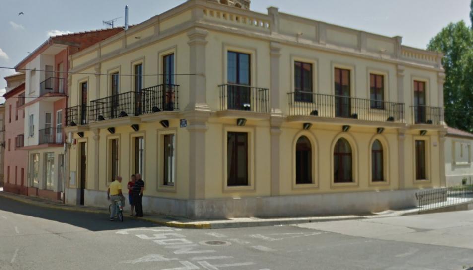 Imatge de l'Ajuntament de Carrizo de la Ribera.