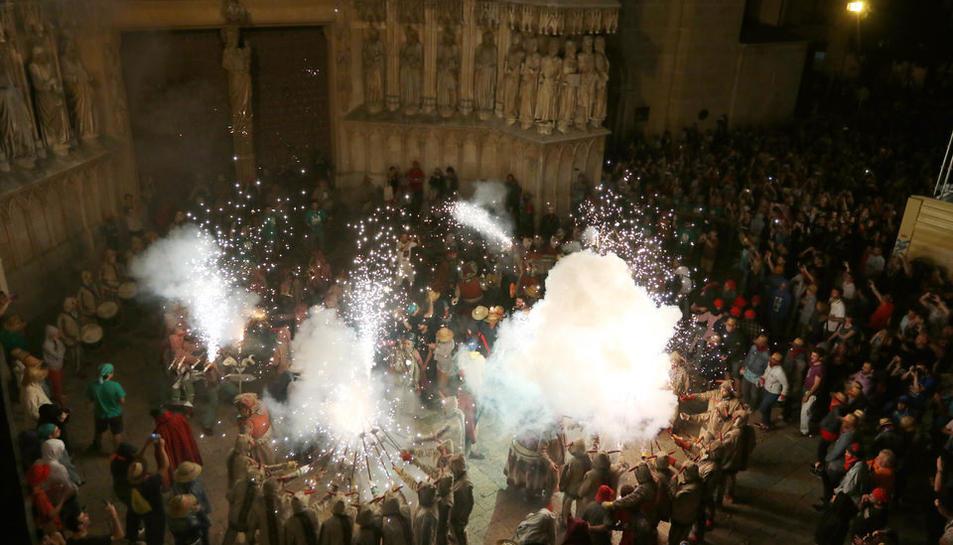 El Baile de Diablos celebra los 35 años