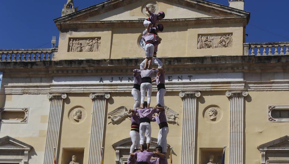 3 de 10 fm carregat de la Jove de Tarragona