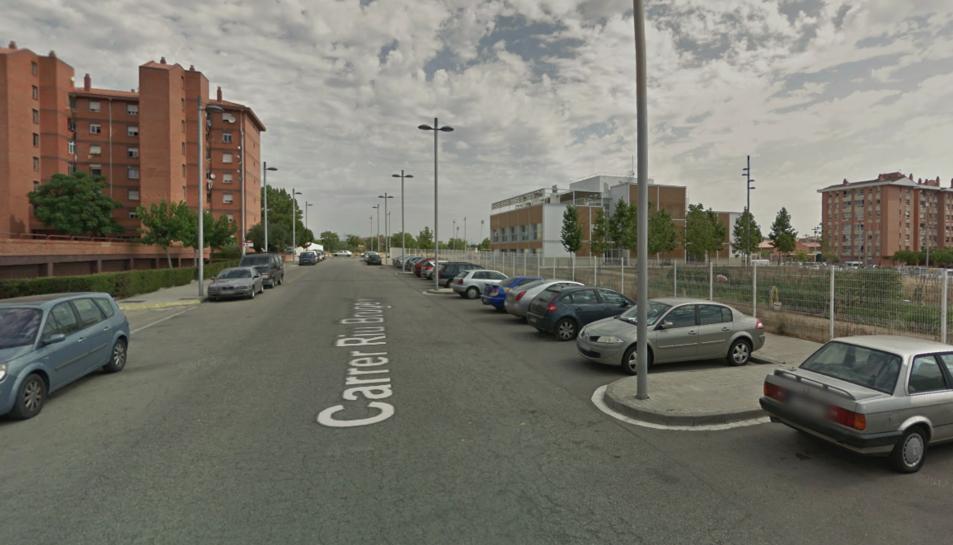 El succés es va produir al carrer Riu Llobregat.