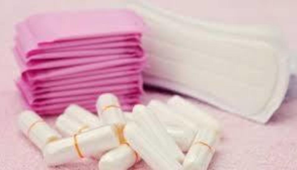 Els productes d'higiene íntima femenina podrien baixar de preu.