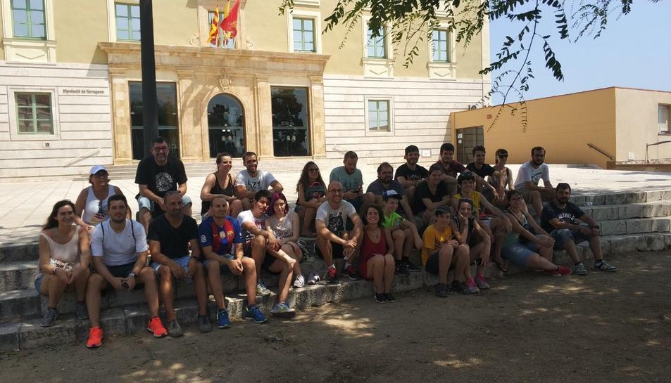Participants d'una de les darreres edicions del Community Day.
