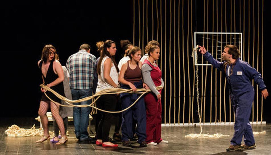 L'obra es representarà al Teatre Auditori el Morell.