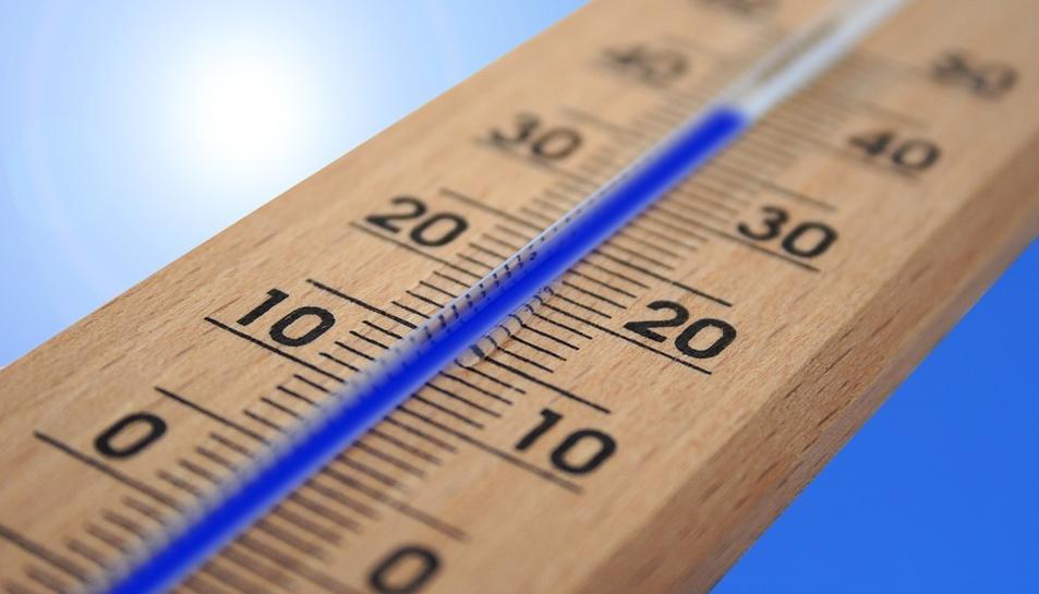 Les temperatures podran caura