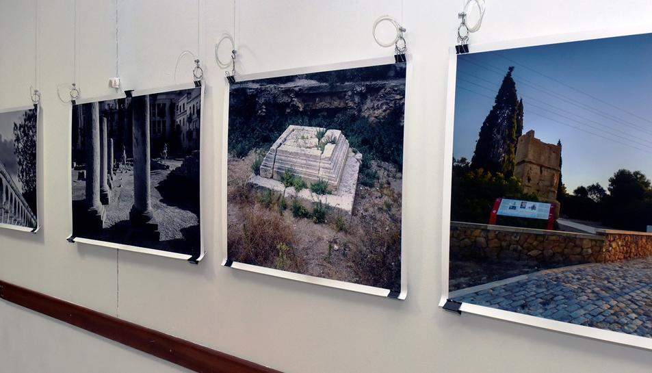 La mostra fotogràfica vol refelexionar sobre la interacció amb el patrimoni.