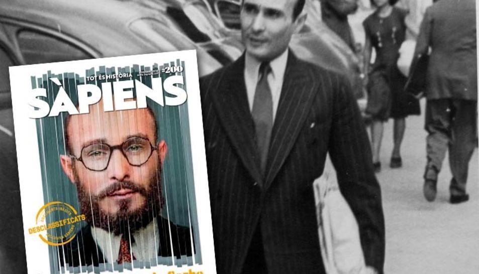 La revista dedica el número 200 a noves dades sobre Garbo, l'espia català que va actuar com agent doble a la II Guerra Mundial.
