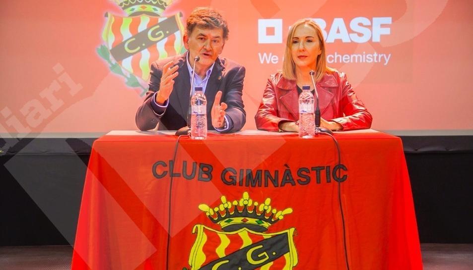 Presentació de la segona edició de la Lliga Genuine