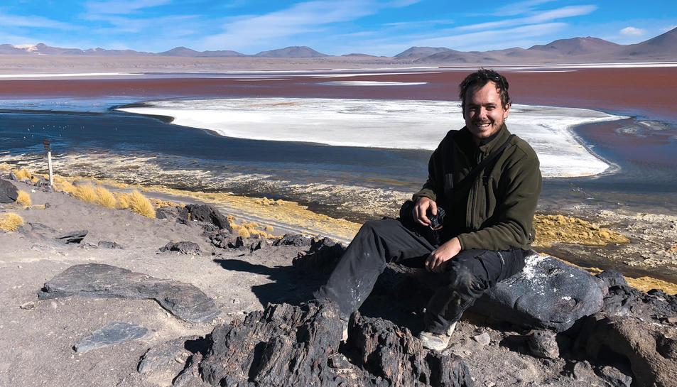 El treball que Isaías Mena ha fet a Bolívia es pot veure a través de YouTube.