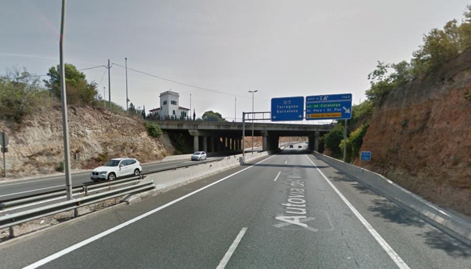 Les obres obligaran a tallar un carril entre els quilòmetres 1.158 i 1.169 a l'A-7 a Tarragona.