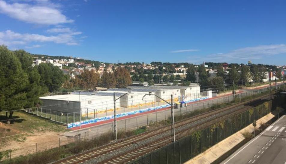 L'Escola Vilamar, al terme municipal de Calafell, tindrà una solució definitiva.