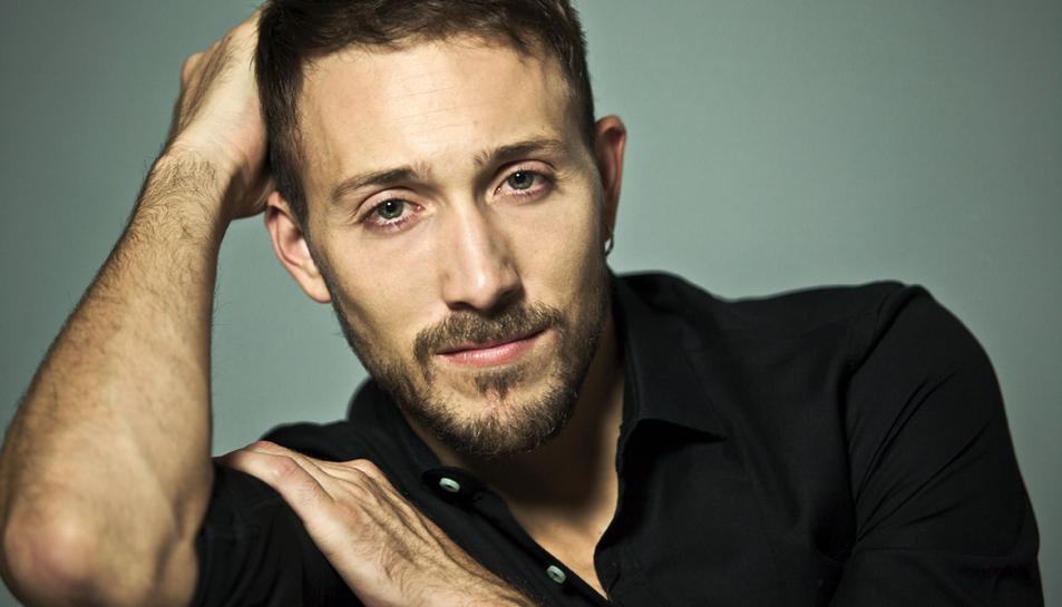 Imatge de l'actor Joan Carles Suau, de Calafell.