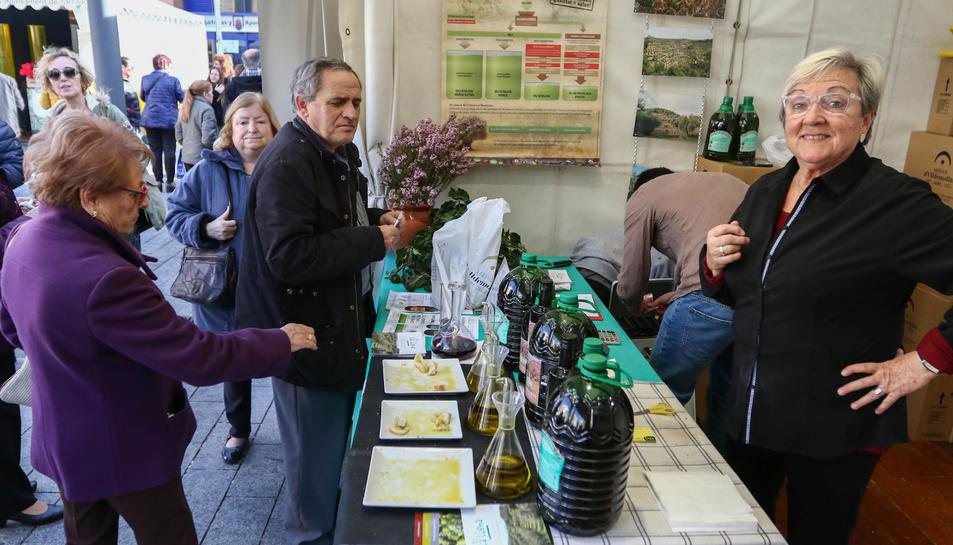 La festa s'ha celebrat durant el cap de setmana a la plaça Corsini