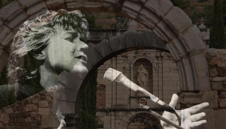 La cantaora Mayte Martin actuarà aquest dissabte a Falset.