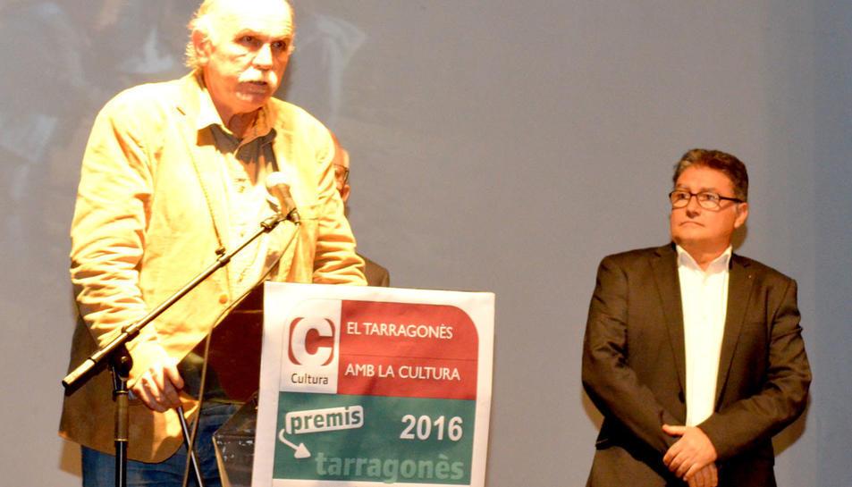Eudald Carbonell, premi de Difusió Eutyches