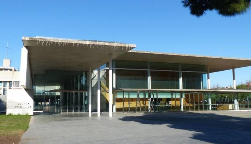 Imatge del Teatre Auditori de Salou (TAS).