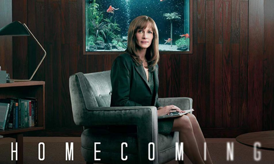 Imatge promocional de 'Homecoming'.