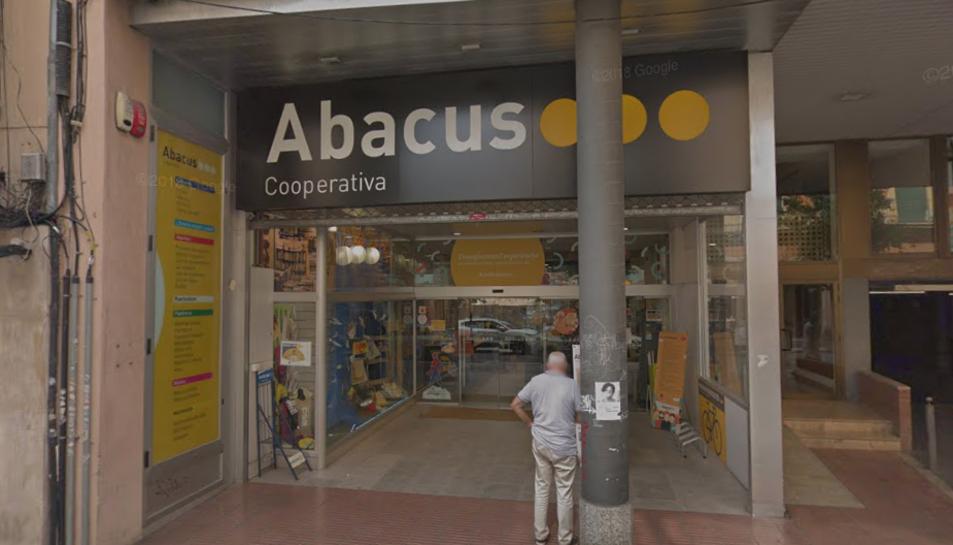 Els fets s'han produït a la botiga de l'Abacus de Tarragona.