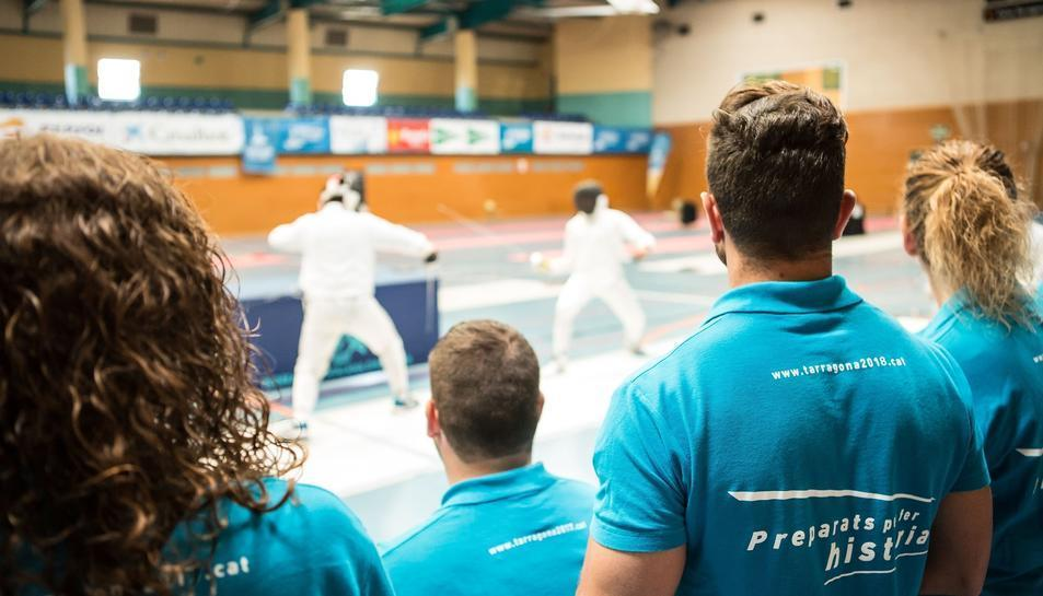 El punt de partida de la nova associació són els voluntaris que van participar en els Jocs.