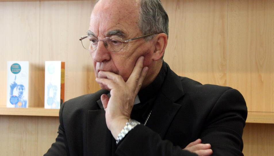 Jaume Pujol, arquebisbe.
