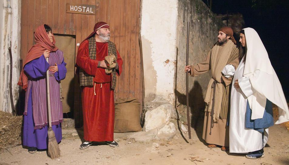 El Pessebre ha mostrat racons del municipi