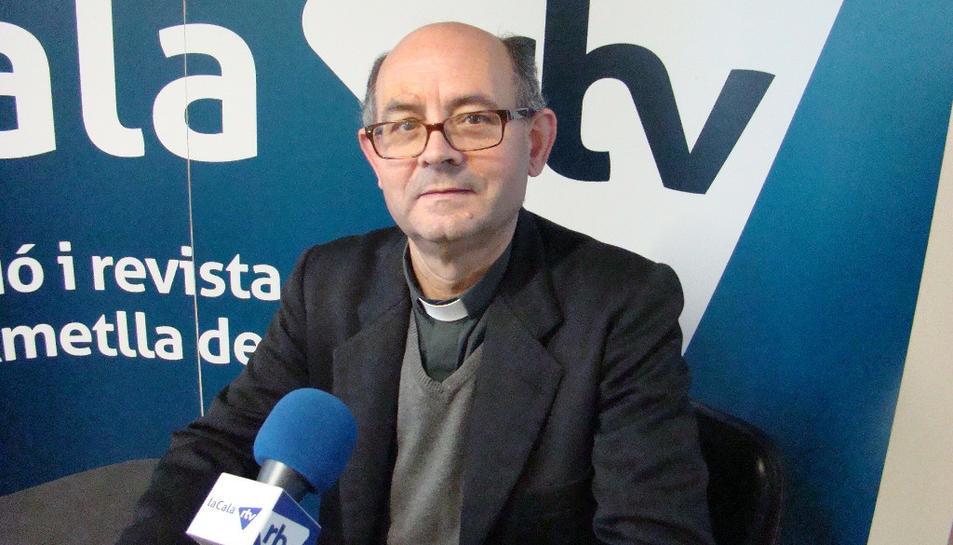El mossèn Antonio Bordas