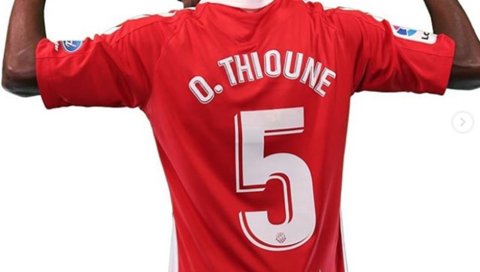 Thioune portarà el dorsal 5