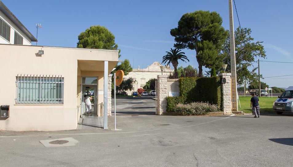 Una imatge d'arxiu del centre de Villablanca.