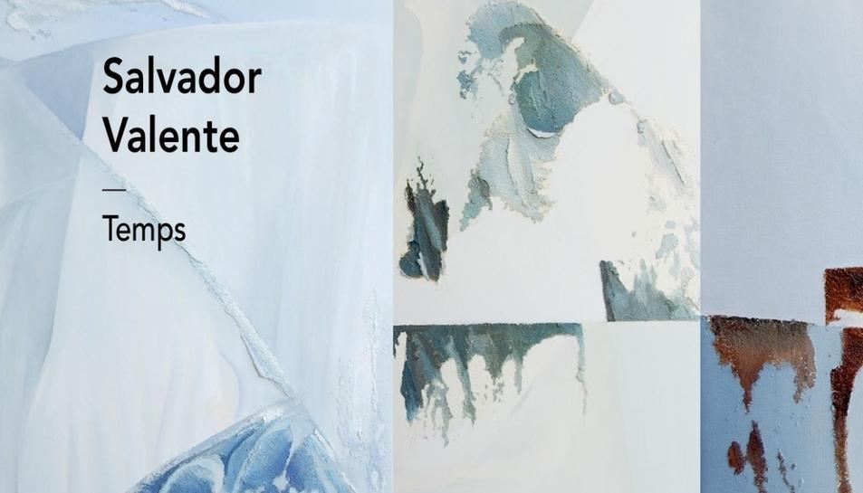 L'exposició 'Temps' s'inaugurarà aquest divendres, 11 de gener.